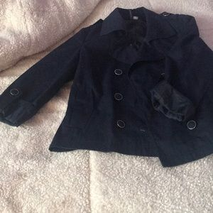 Jackets & Blazers - h&m quarter sleeve jacket